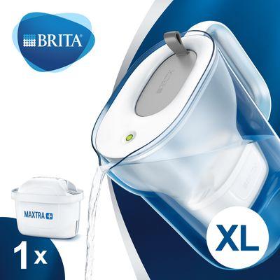 1 1267906 brita style xl led 4w grey 36lt me filtro maxtra germanias