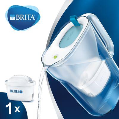 1 1268004 brita style cool led 4w blue 24lt me filtro maxtra germanias