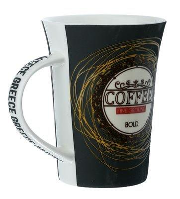 1 1599503 casamania koypa porselanis mat 250ml decor coffee bold