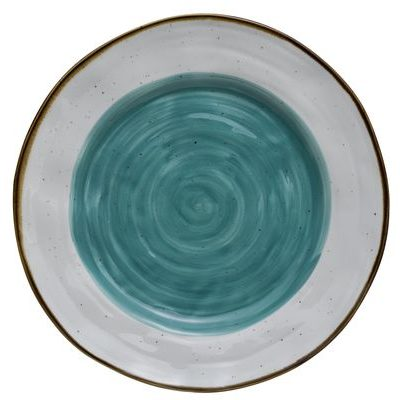 1 5434101 hfa piatela servirismatos country stroggyli f30 blue new bone china