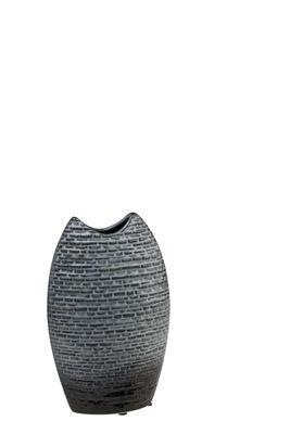 1 5483002 hfa vazo grey fusion oval keramiko 22 ek