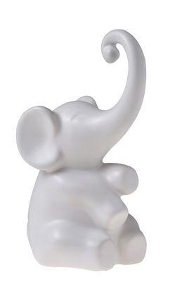 1 5483031 hfa diakosmitiki figoyra mignon elefantas kauistos matt white 16ek