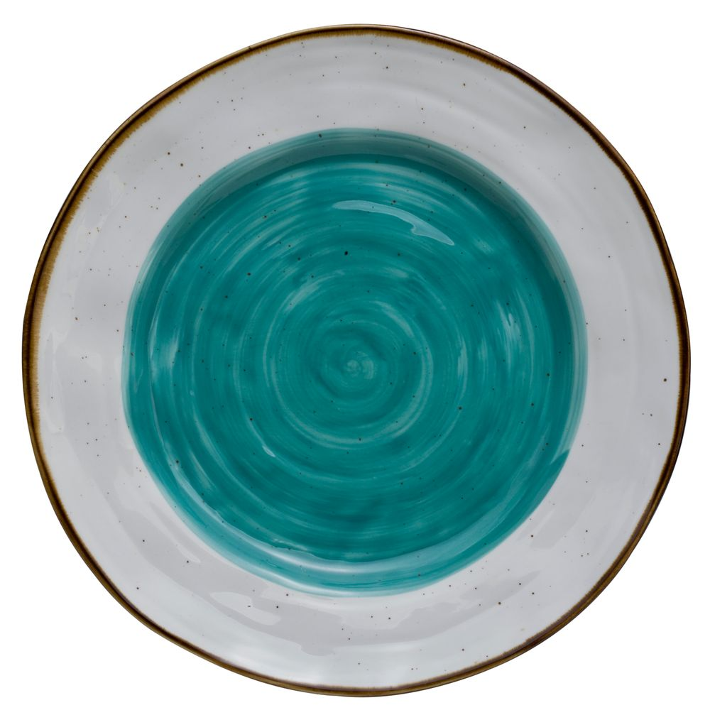 1 5434101 hfa piatela servirismatos country stroggyli f30 blue new bone china