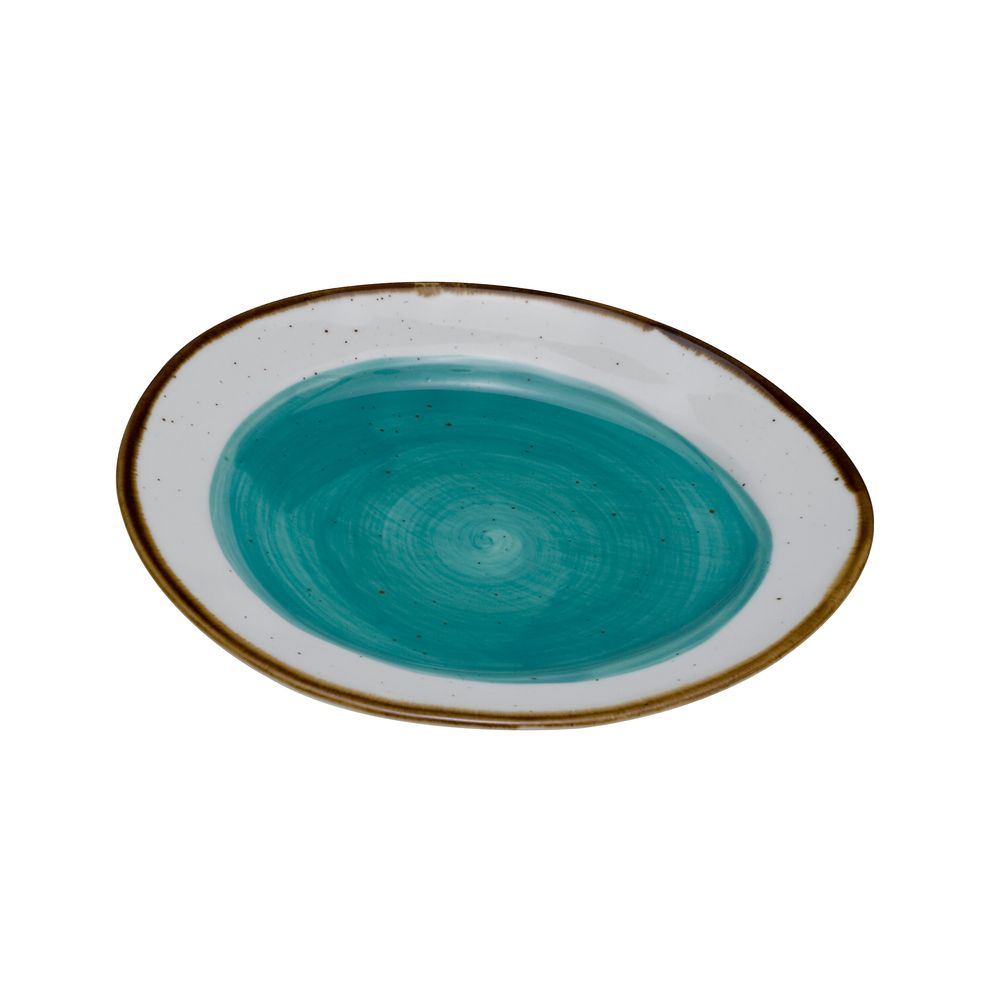 1 5434201 hfa piato glykoy froytoy country f19 blue new bone china