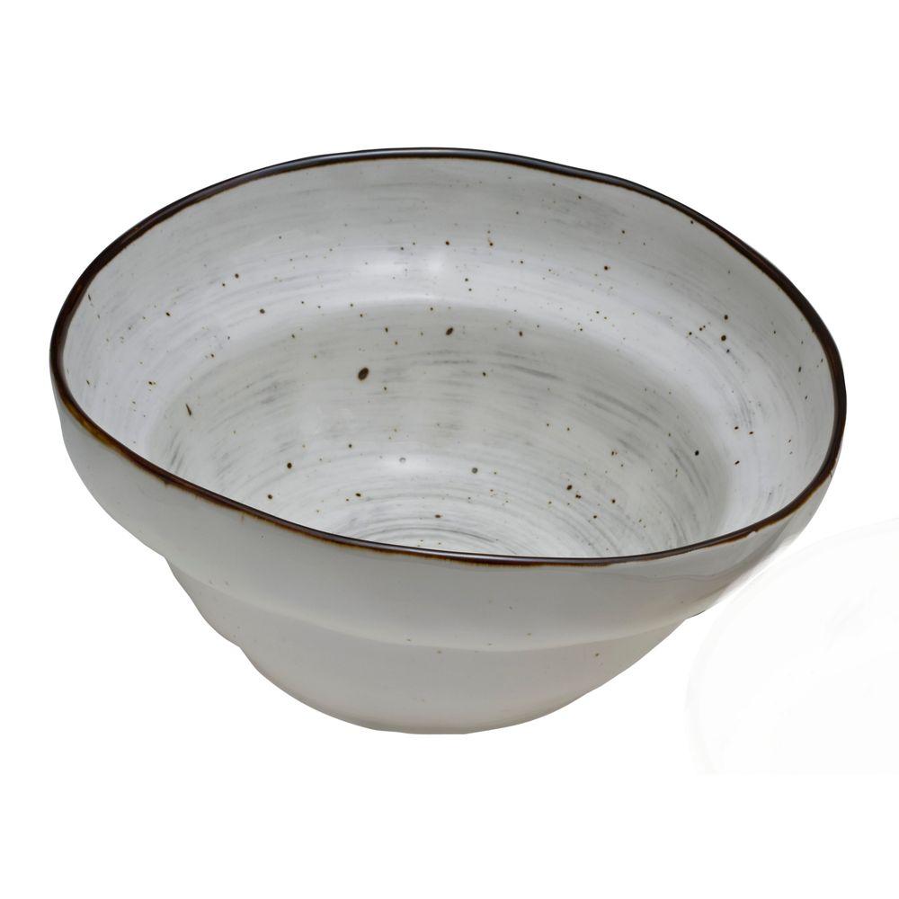 1 5438103 hfa salatiera stroggyli country f26 grey new bone china 262x262x105